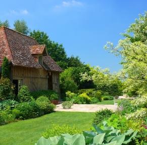 Jardins remarquables de Normandie