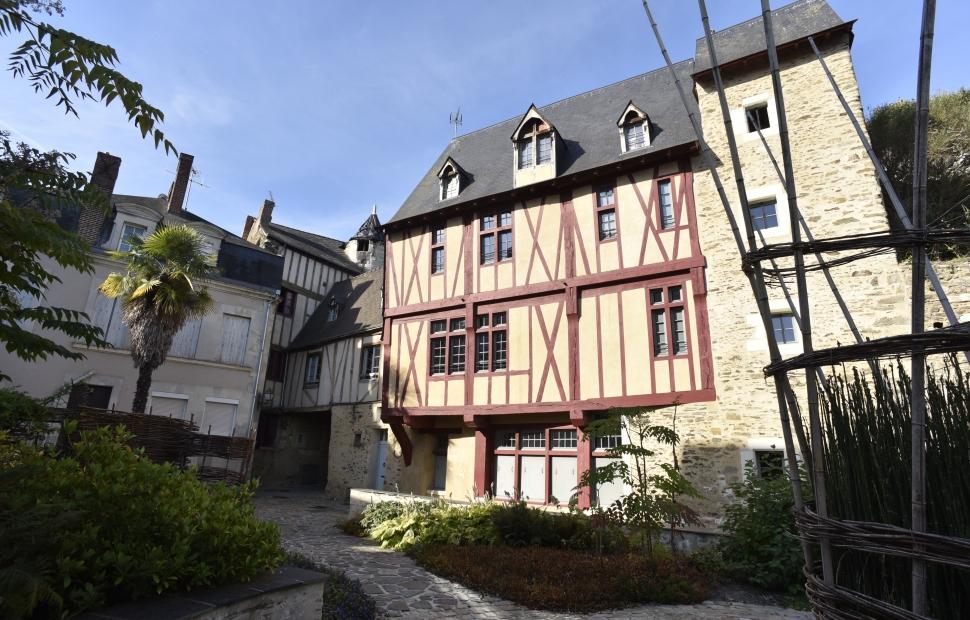 Chateau-Gontier � P.Beltrami - Mayenne Tourisme