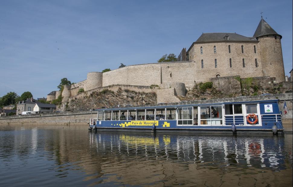 Croisi�re Pays de Mayenne �JC Druais