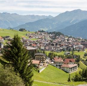 Tyrol, séjour à Serfaus au coeur des Alpes