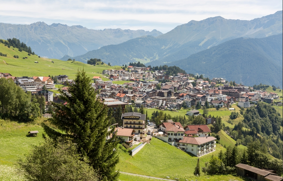 Serfaus-village