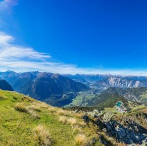 Serfaus, découverte de la nature alpine