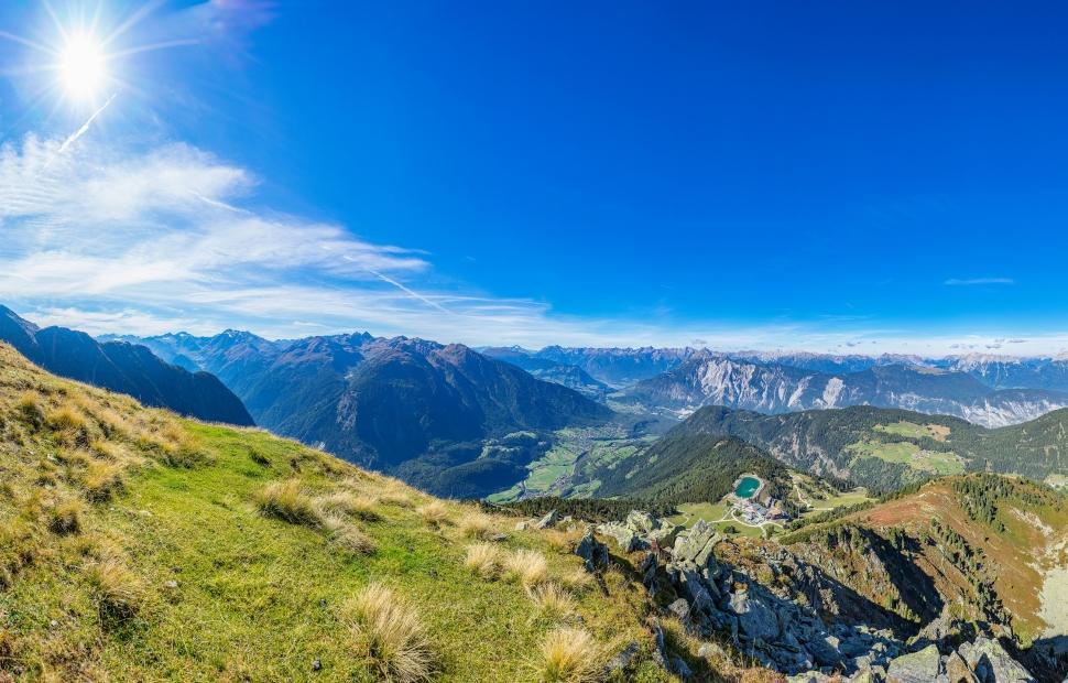 Kaunertal, vue panoramique (c) AdobeStock