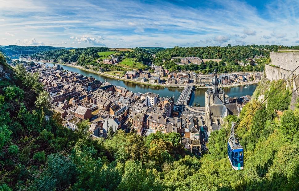 Citadelle de Namur  WBT - J.P. Remy-Dinant - Panorama