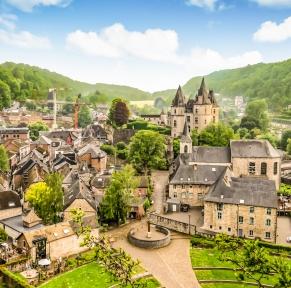 Le Condroz et ses villages typiques