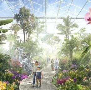 Floriade Expo & les jardins hollandais