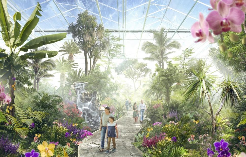Floriade, Greenhouse � Floriade