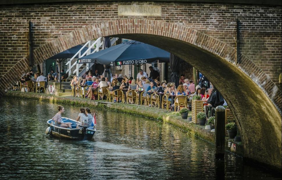 Utrecht, canaux � Holland Mediabank