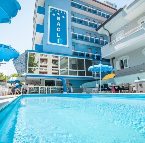 Riviera Adriatique - Hôtel Bagli ***