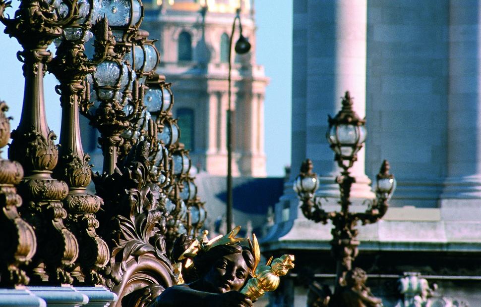 Pont Alexandre III � Paris Tourist Office - Photographe  David Lefranc