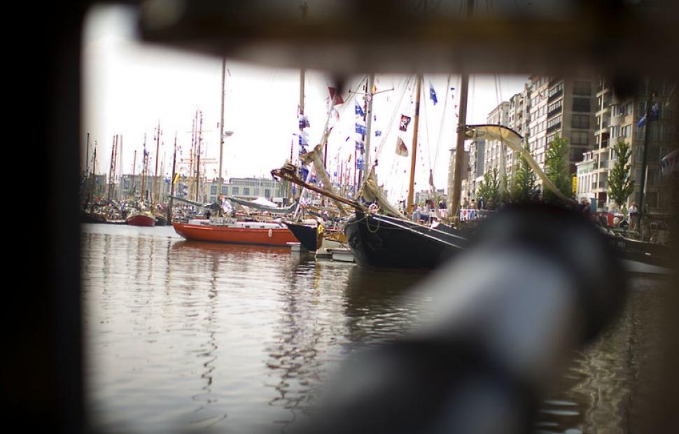 Ostende port (c) Toerisme Oostende