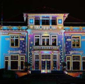 Festival de lumière de Gand