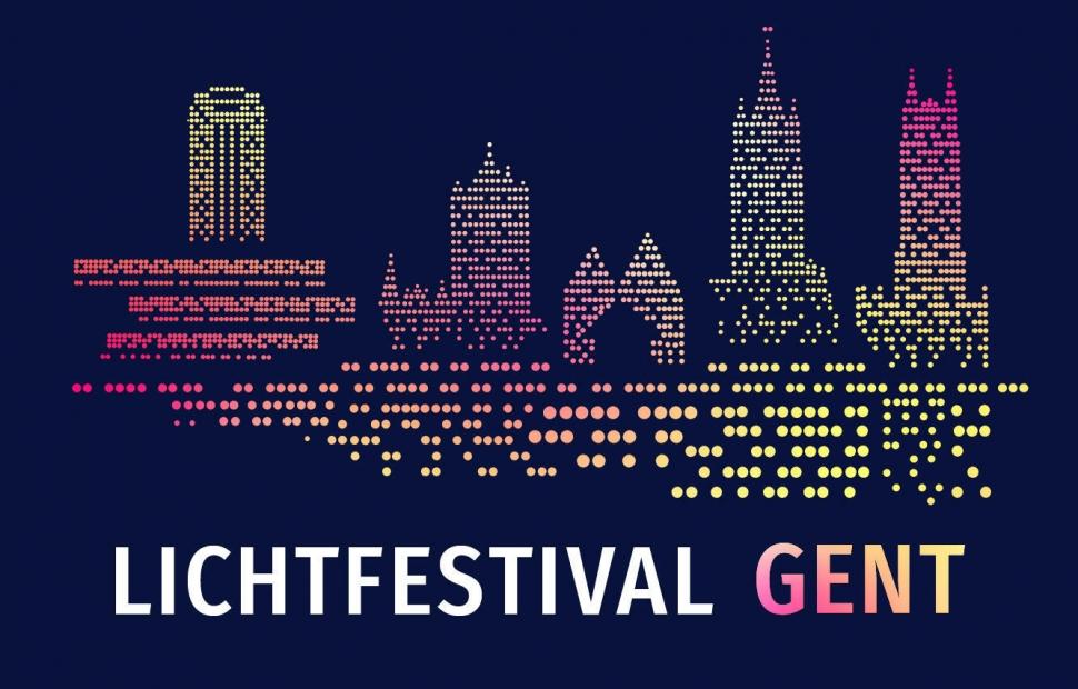 Lichtfestival Gent 2018 - � Stad Gent - Dienst Toerisme