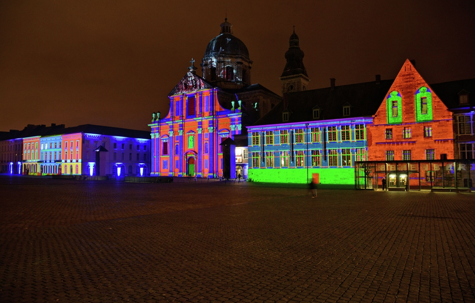 Festival de Lumi�re (3) � Copyright Stad Gent