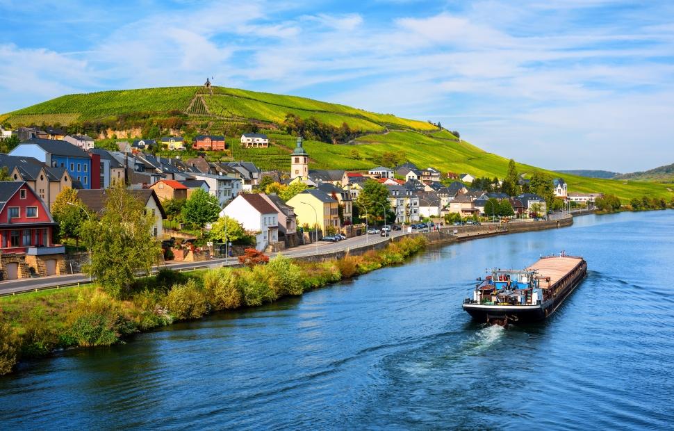 Moselle luxembourgeoise (c) AdobeStock