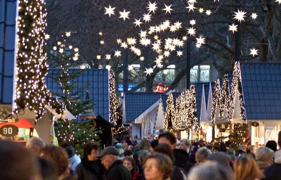 Cologne, march� des Anges � K�ln tourismus