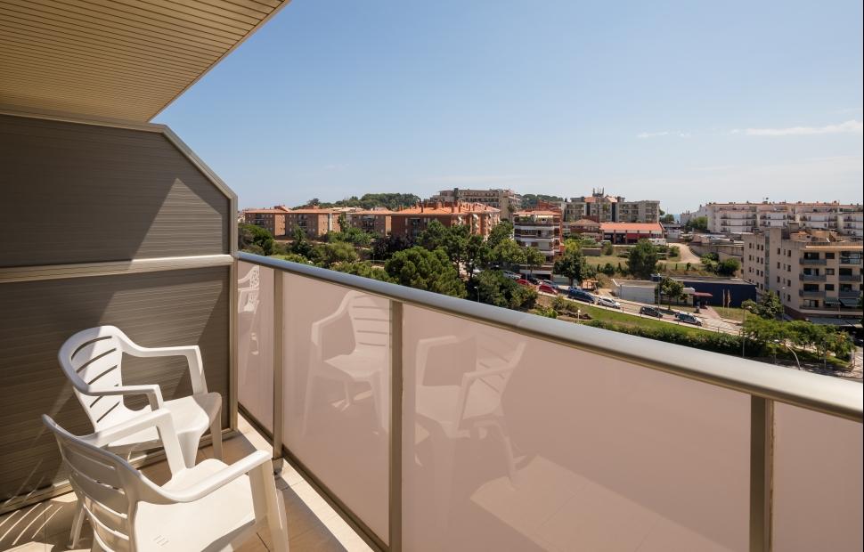 Chambres type K22 - balcon