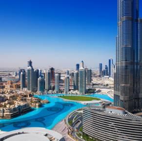 Expo Universelle à Dubaï