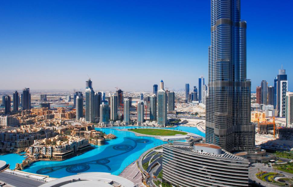 Downtown Dubai is a popular place for shopping and sightseeing � Sophie James Sophie James - Fotolia