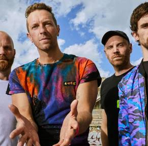 Coldplay au Stade Roi Baudouin