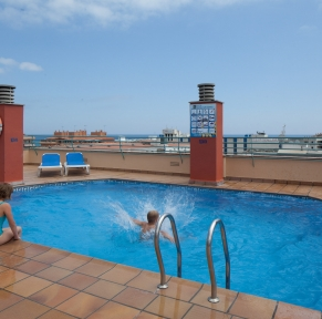 Costa Barcelona - H-TOP Royal Sun Suites ****