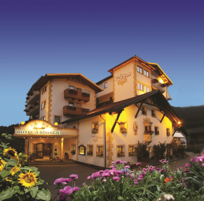 Tyrol - Hôtel Drei Sonnen **** sup.