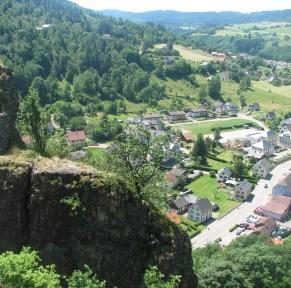 Alsace / Vosges - Hôtel de la Poste **