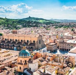 Florence, Bologne et Venise