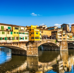 Florence, Bologne & Venise