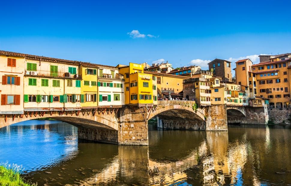 Florence, Ponte Vecchio � Fotolia
