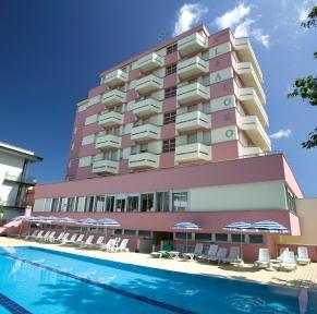 Riviera Adriatique - Hôtel Alba d'Oro ***