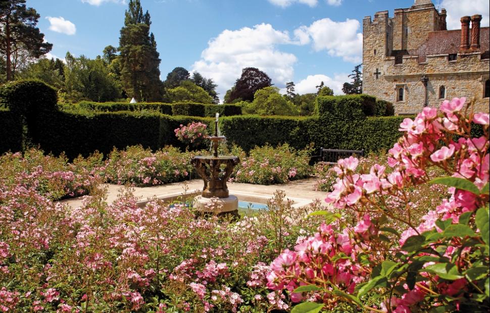 Hever Castle (c) Visit Kent