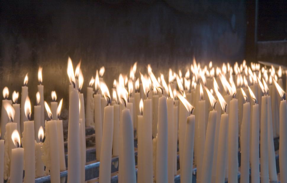 Flambeau, procession mariale - OT Lourdes - Studio GP Photo