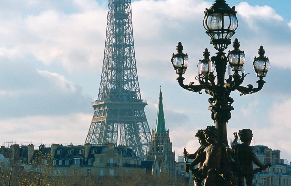 Tour Eiffel � Paris Tourist Office - Photographe - St�phane Querbes