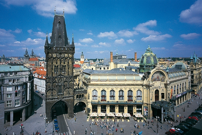 Prague - Prague Information Service linked to www.praguewelcome.cz