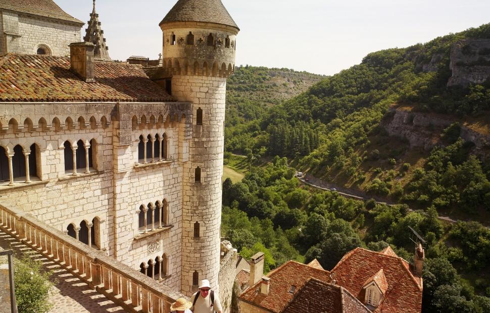 Rocamadour (c) Dominique VIET - CRT Midi-Pyrénées
