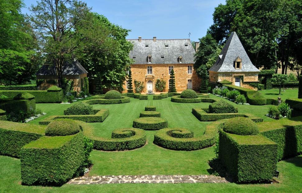 jardins d-Eyrignac (c) dordogne p�rigord tourisme