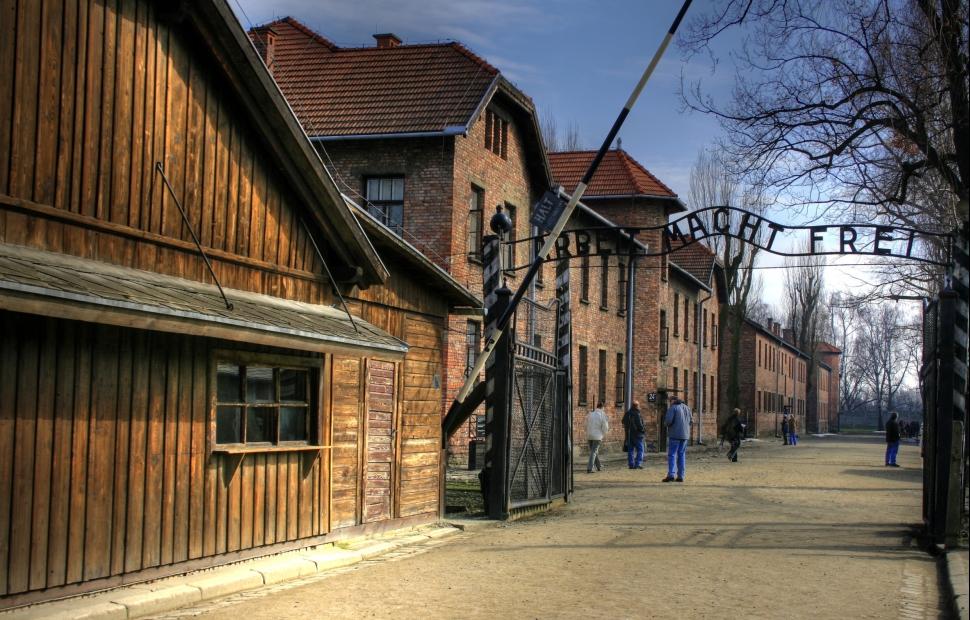 Auschwitz (c) Fotolia