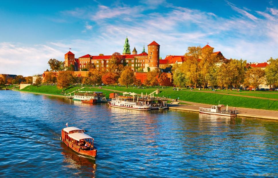 Cracovie, Wawel (c) AdobeStock