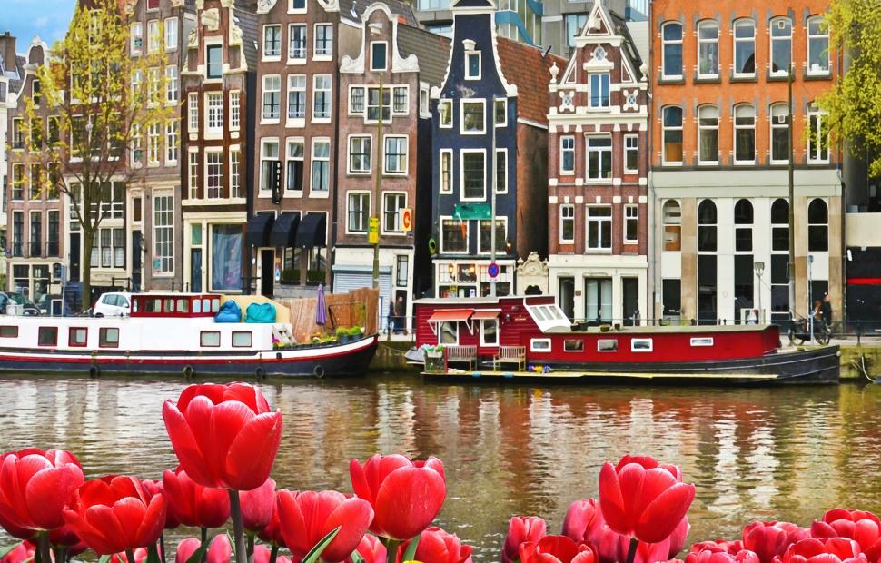 Amsterdam � anko_ter - Fotolia_90227193_Manko_ter - Fotolia