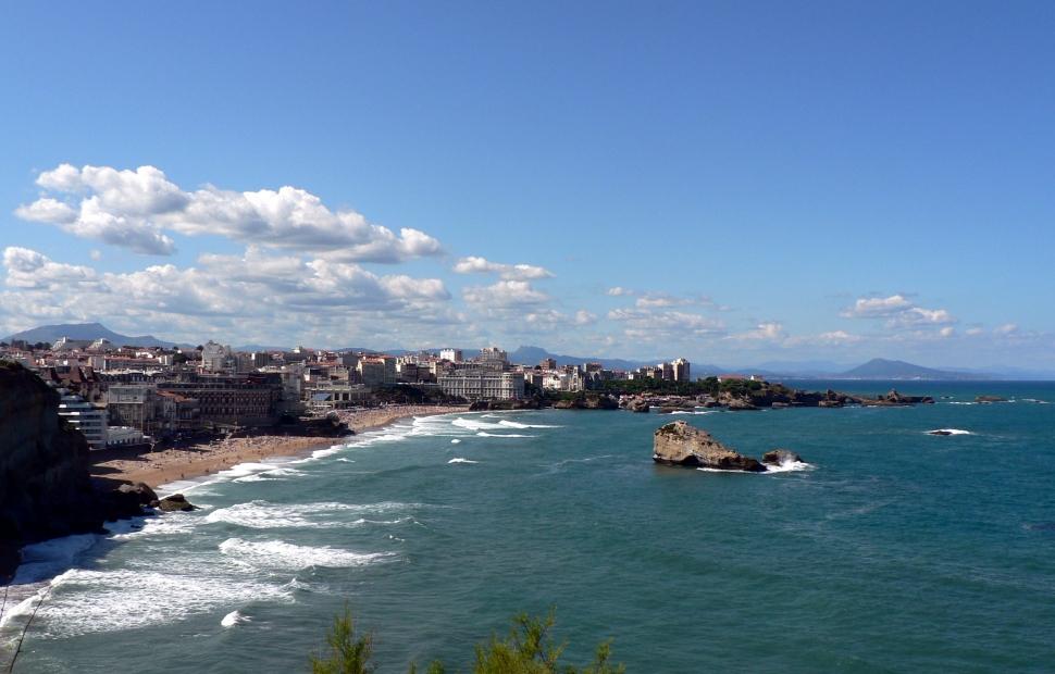 Pays basque voyages - Distance biarritz saint jean pied de port ...