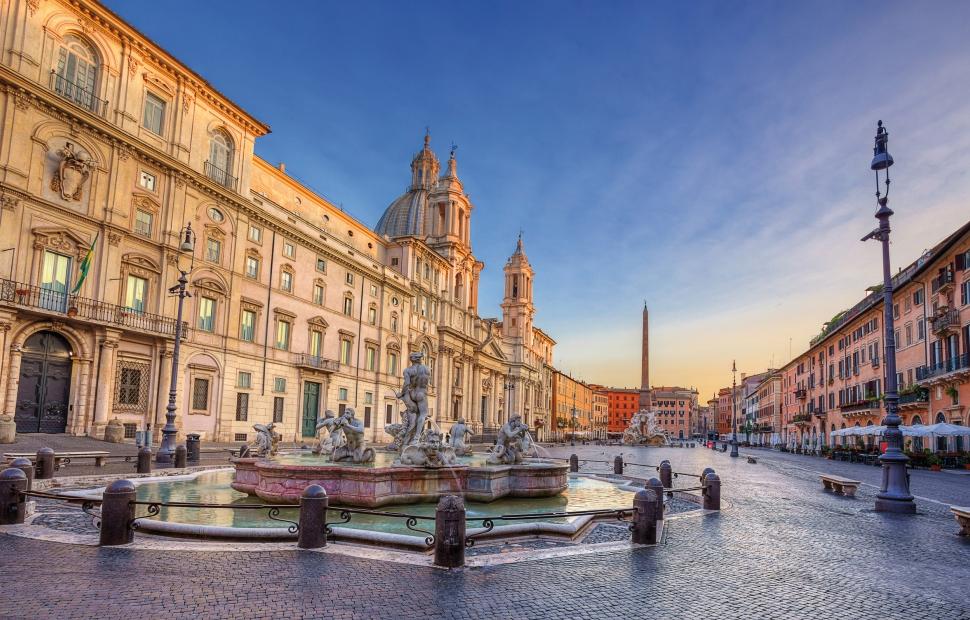 Piazza Navona - (c) scaliger - Fotolia