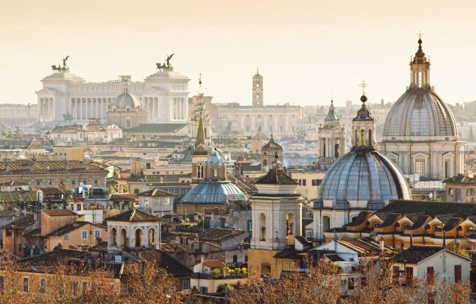 Rome � Michal Ludwiczak - Fotolia_76271180_M