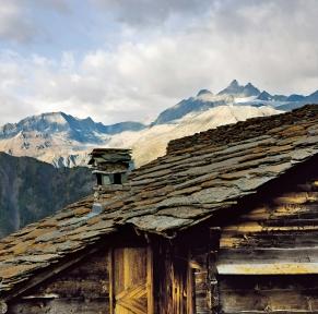 Valais : vie d'autrefois en montagne