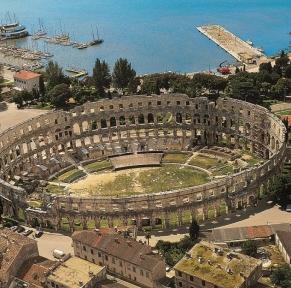 Istrie, la plus grande presqu'île croate