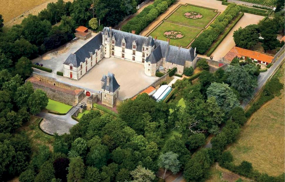 Château de goulaine (1) droits Ch óteau de Goulaine