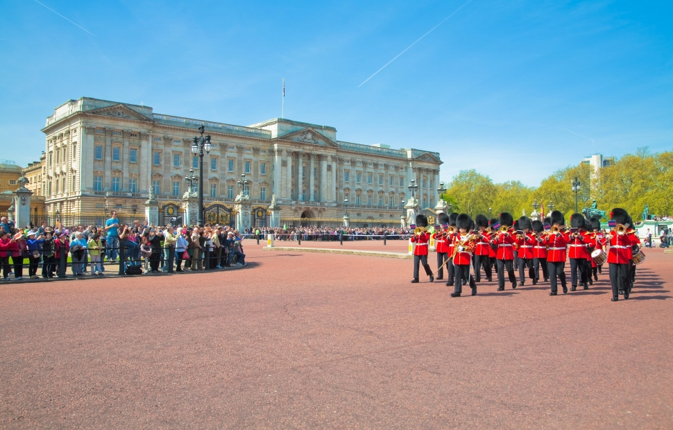 Buckingham Palace � Pawel Libera - London and Partners