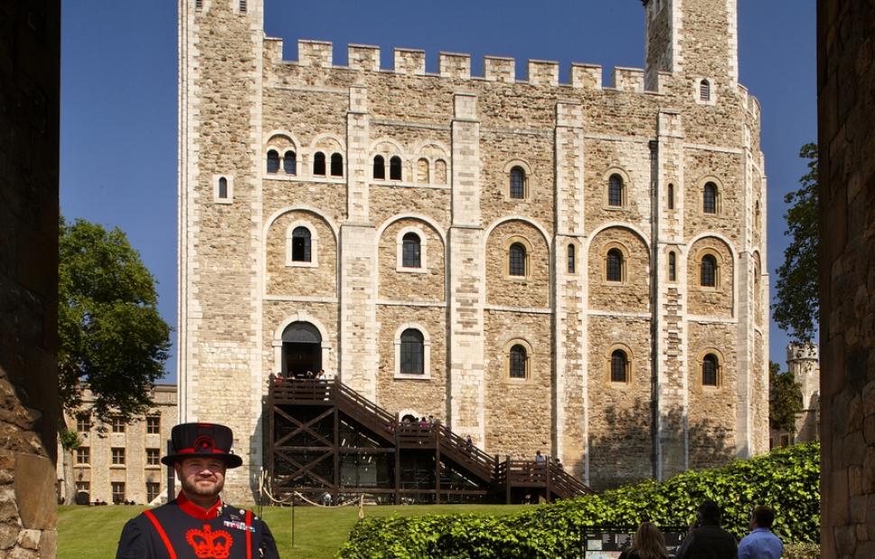 Tour de Londres �VisitBritain-Historic Royal Palaces