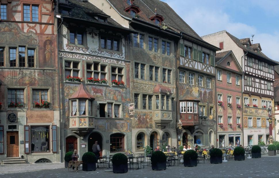 Stein am Rhein (c) Schaffhauserland tourismus