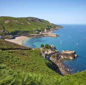 Jersey, le Mont-St-Michel et St-Malo